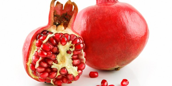 pomegranate in med diet