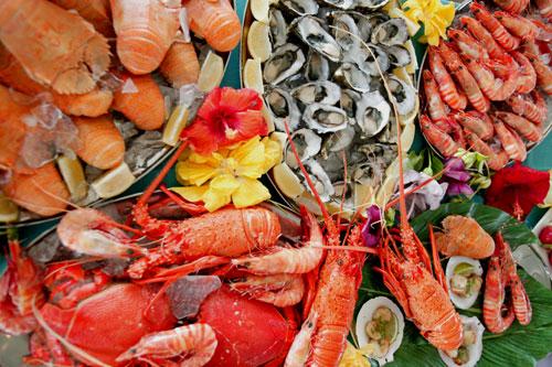 Seafood-Display