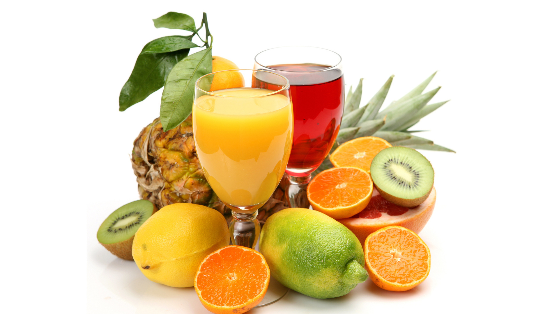 Healthy Fruit Drink Recipes
