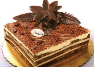 Mediterranean Diet Desserts - Tiramisu