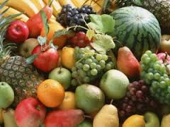 Mediterranean diet seasonal fruits and vegetables