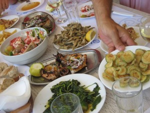 A new study reveals the benefits of the Mediterranean diet